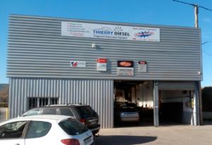 atelier thierry diesel nimes